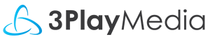 3Play Media full logo.