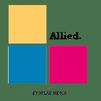 Allied Podcast Transparent Logo